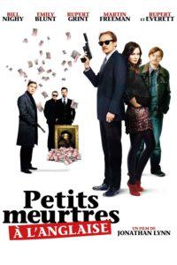 """Affiche du film """"Petits meurtres à l'Anglaise"""""""