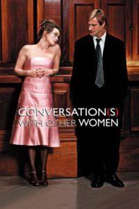 """Affiche du film """"Conversation(s) avec une femme"""""""