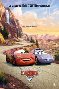 """Affiche du film """"Cars : Quatre Roues"""""""