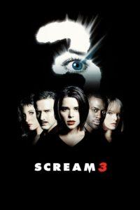 """Affiche du film """"Scream 3"""""""