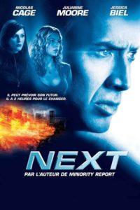 """Affiche du film """"Next"""""""