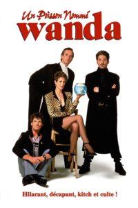 """Affiche du film """"Un Poisson nommé Wanda"""""""