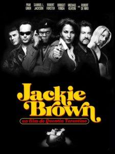 "Affiche du film ""Jackie Brown"""