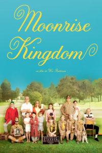 """Affiche du film """"Moonrise Kingdom"""""""