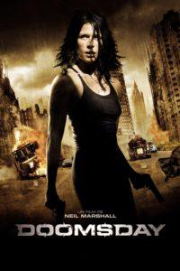 """Affiche du film """"Doomsday"""""""
