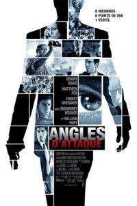 "Affiche du film ""Angles d'attaque"""
