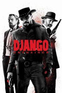 """Affiche du film """"Django Unchained"""""""