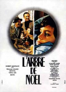 """Affiche du film """"L'arbre de Noël"""""""