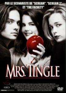 "Affiche du film ""Mrs. Tingle"""