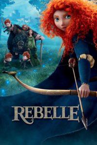 """Affiche du film """"Rebelle"""""""