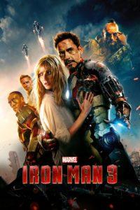 """Affiche du film """"Iron Man 3"""""""