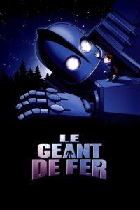 """Affiche du film """"Le Géant de fer"""""""
