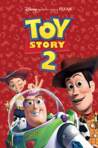 "Affiche du film ""Toy Story 2"""