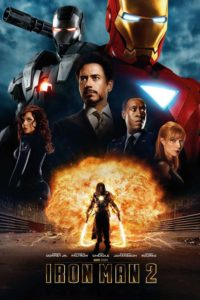 "Affiche du film ""Iron Man 2"""