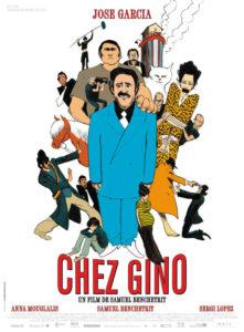 """Affiche du film """"Chez Gino"""""""