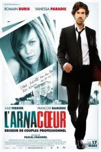 """Affiche du film """"L'Arnacoeur"""""""