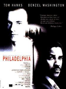 """Affiche du film """"Philadelphia"""""""