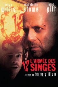 """Affiche du film """"L'Armée des 12 singes"""""""