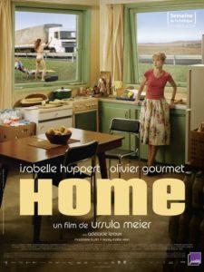 "Affiche du film ""Home"""