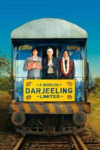 """Affiche du film """"À bord du Darjeeling Limited"""""""