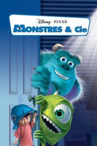 """Affiche du film """"Monstres & Cie"""""""