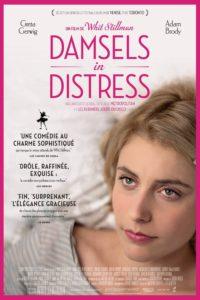 """Affiche du film """"Damsels in distress"""""""