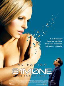 "Affiche du film ""Simone"""