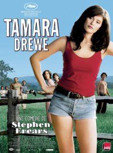 """Affiche du film """"Tamara Drewe"""""""