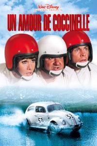 """Affiche du film """"Un amour de Coccinelle"""""""