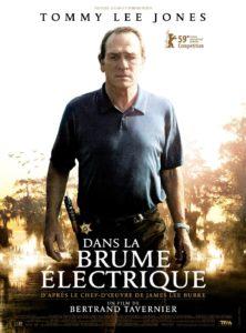 """Affiche du film """"Dans la brume électrique"""""""