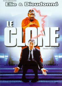 "Affiche du film ""Le clone"""