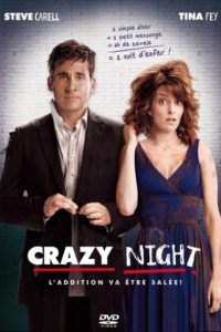 "Affiche du film ""Crazy night"""