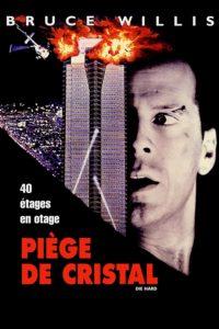 """Affiche du film """"Piège de cristal"""""""