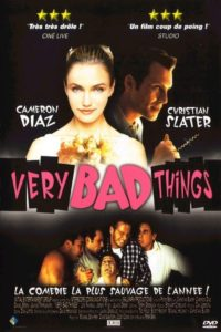 """Affiche du film """"Very bad things"""""""