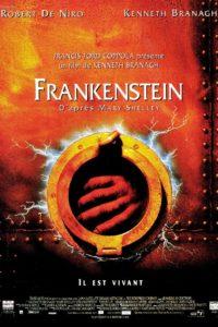 """Affiche du film """"Frankenstein"""""""