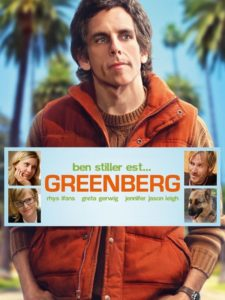 "Affiche du film ""Greenberg"""