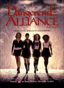 """Affiche du film """"Dangereuse Alliance"""""""