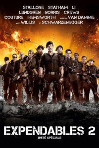 """Affiche du film """"Expendables 2 : Unité spéciale"""""""