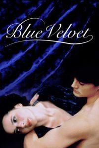 """Affiche du film """"Blue Velvet"""""""