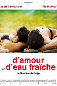 """Affiche du film """"D'amour et d'eau fraîche"""""""