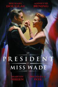 """Affiche du film """"Le président et miss Wade"""""""