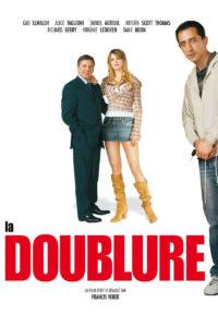 """Affiche du film """"La Doublure"""""""