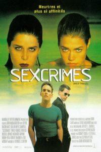 """Affiche du film """"Sexcrimes"""""""