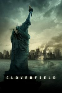 "Affiche du film ""Cloverfield"""