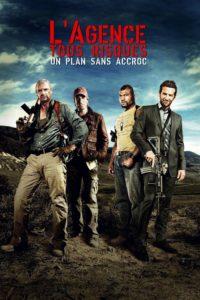 """Affiche du film """"L'agence tous risques"""""""