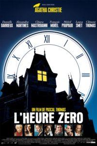 """Affiche du film """"L'Heure zéro"""""""