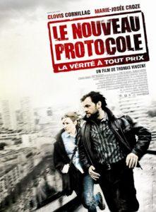 """Affiche du film """"Le Nouveau protocole"""""""