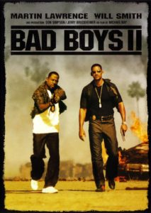 "Affiche du film ""Bad Boys II"""