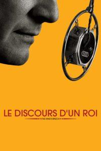 """Affiche du film """"Le Discours d'un roi"""""""
