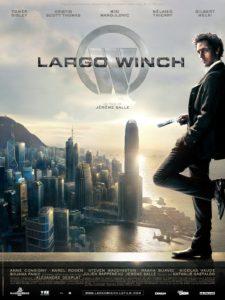"""Affiche du film """"Largo Winch"""""""